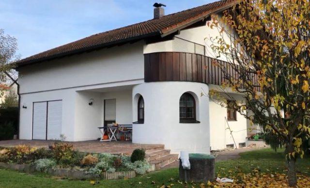In diesem Haus in Ingolstadt wurde eine getötete alte Dame gefunden. Foto: Screenshot Youtube/Donaukurier