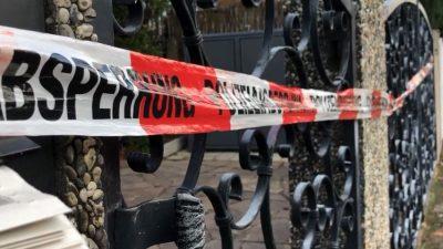 Ingolstadt: Mann (27) nach Leichenfund festgenommen – Seniorin lag tot im Keller ihres Hauses