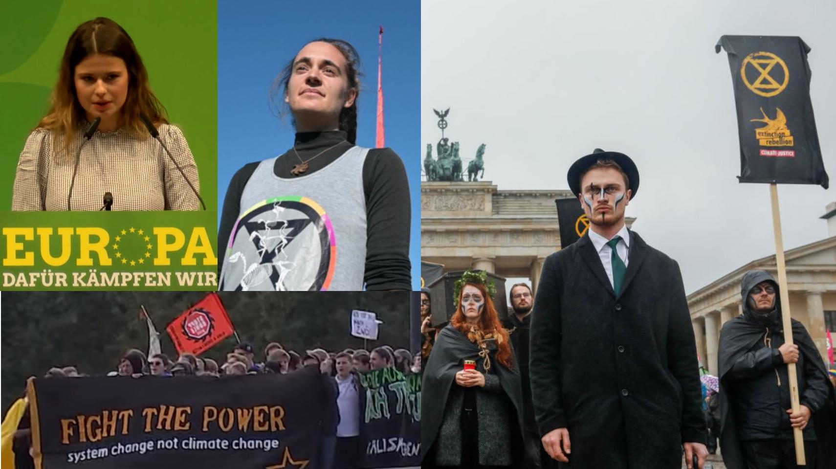 Alles Klima? Neubauer, Rackete und die Grünen Garden der Revolution