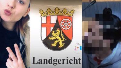 Urteil in Mainz: Zwölf Jahre Haft nach Psychiatrie – Ahmet ermordete Syndia im Wahn
