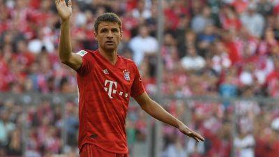 Last-Minute-Bayern gewinnen 2:0 gegen VfL Wolfsburg