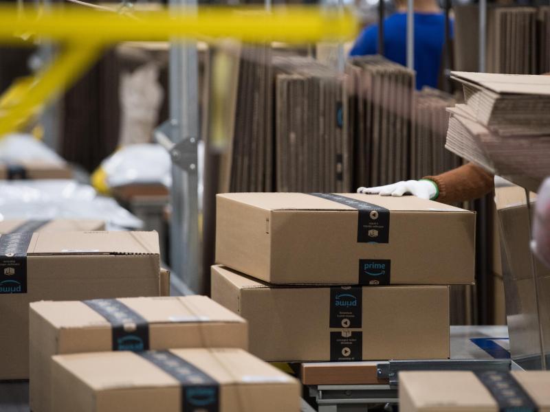 Amazon eröffnet acht neue Logistikstandorte in Deutschland