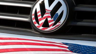 Erneuter Dämpfer für Volkswagen in den USA