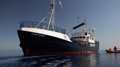"""Neues Schiff der NGO """"Sea-Eye"""" soll noch dieses Jahr im Mittelmeer aktiv werden"""