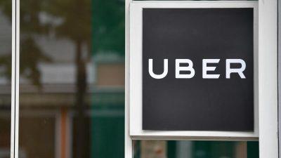 Uber testet Fahrservice in der Nähe von München erstmals auf dem Land