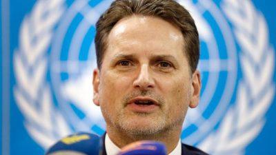 UNO verlängert Mandat von Palästinenserhilfswerk bis Mitte 2023
