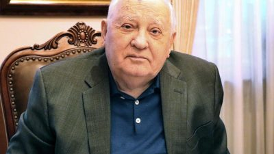 Gorbatschow wirft dem Westen Siegergehabe statt Schaffung europäischer Sicherheitsstruktur vor