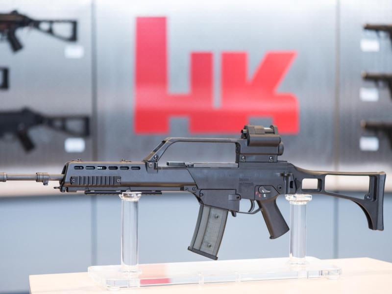 Auftrag für Sturmgewehr soll doch an Heckler & Koch gehen