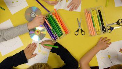 Kreative Tätigkeiten wirken sich positiv auf Gesundheit aus