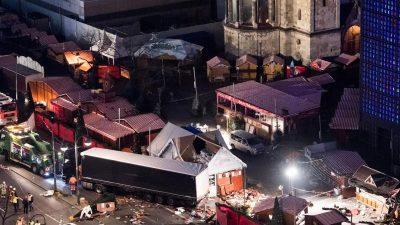 """Terror-Opfer vom Breitscheidplatz: """"Fassungslos, dass die Bundesregierung uns immer noch anlügt"""""""