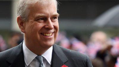 """""""Er weiß es"""": Missbrauchsopfer Virginia Giuffre wiederholt Vorwürfe gegen Prinz Andrew"""