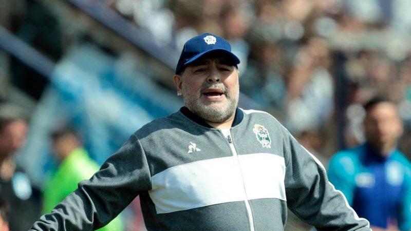 Staatsanwaltschaft in Argentinien untersucht Tod von Maradona