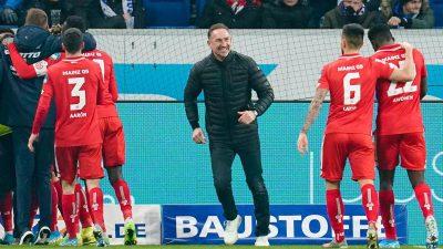 Beierlorzer jubelt über glanzvolles Mainz-Debüt