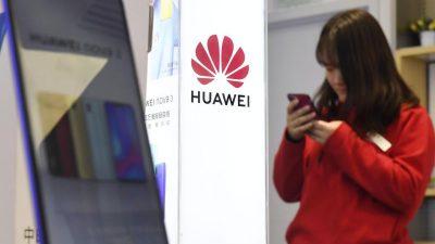 Europa: Huawei-Verkäufe trotz US-Sanktionen stabil