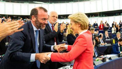 EU-Gericht fördert Migration, EU-Parlament beschimpft die Europäer als Rassisten
