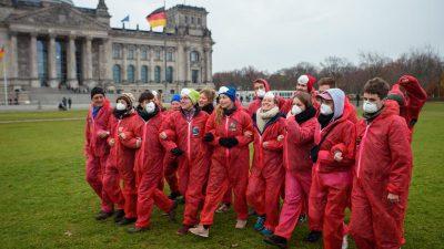 """Nach Einordnung von """"Ende Gelände"""" als linksextremistisch: Linke wollen Verfassungsschutz abschaffen"""