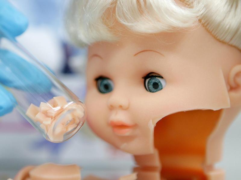 Experten warnen vor gefährlichem Spielzeug aus China