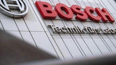 IG Metall wirft Bosch Wortbruch vor: Weitere 600 Stellen vor dem Aus