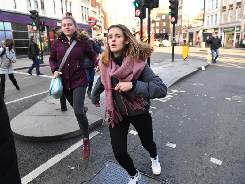 Behörden für islamistischen Angriff in London mit zwei Toten mitverantwortlich