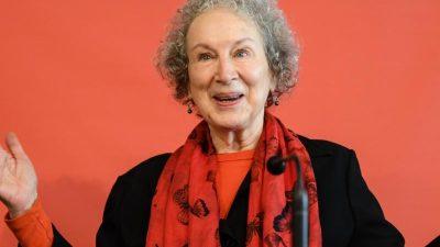 Margaret Atwood: Es gibt mindestens 75 Arten von Feminismus
