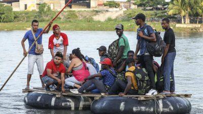 Schlepper suchen nach neuen Bevölkerungsgruppen zur Überquerung der US-Grenze