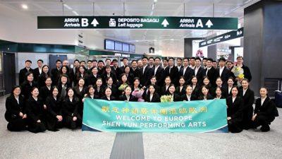 Shen Yun mit klassischem chinesischem Tanz startet Europatournee in Florenz