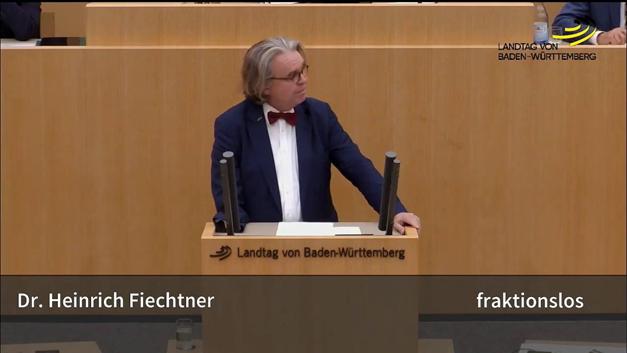 Stuttgarter Landtag: Klage erfolglos – Ex-AfD-Abgeordneter Fiechtner bleibt weiter ausgeschlossen