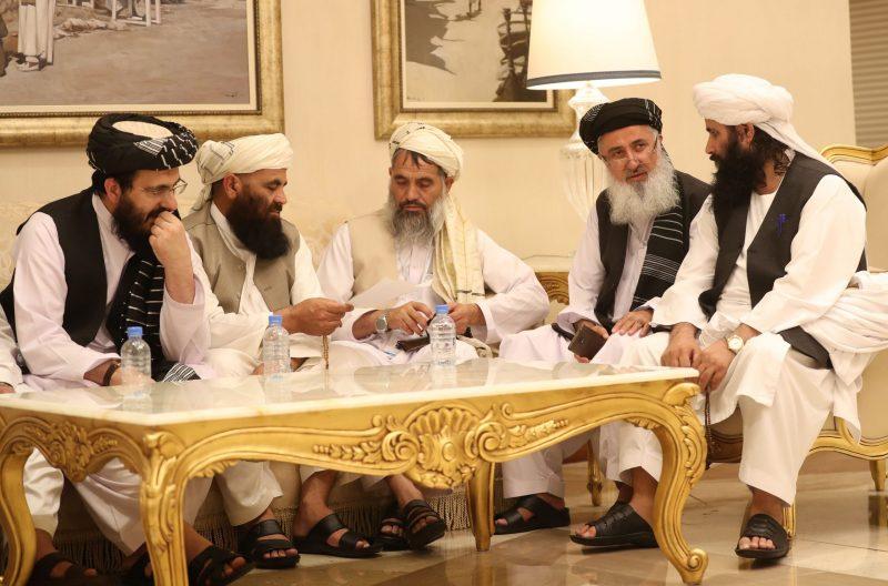 Peking führt Gespräche mit Taliban-Vertretern