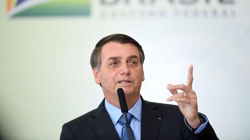 """Bolsonaro kritisiert Corona-Impfstoff: """"Ich werde mich nicht impfen lassen"""""""