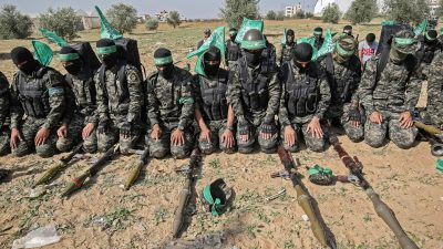 Hamas verkündet Einigung mit Israel auf Deeskalation
