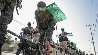 Hamas in Berlin: Behörden sehen keine Handhabe gegen Treffen von Terroristenverstehern