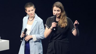"Neuer Manipulationsskandal? ARD stellt ""Fridays for Future""-Pressesprecherin als 08/15-Schülerin vor"