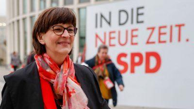 """Esken outet sich als """"58 und Antifa"""" – SPD-Vorstand und CDU-Polenz schließen sich an"""
