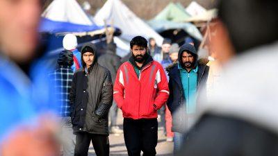 Bosnien beginnt mit Räumung von umstrittenem Migrantenlager