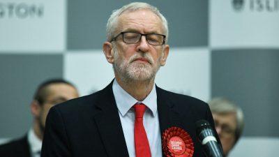 Britische Labour-Partei eröffnet Rennen um neuen Parteichef
