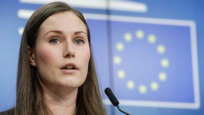 Finnland: Vier Tage pro Woche und nur sechs Stunden – Regierungschefin Marin will Arbeitszeiten radikal verkürzen