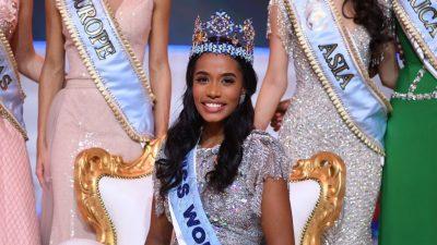 23-jährige Jamaikanerin gewinnt Wahl zur Miss World