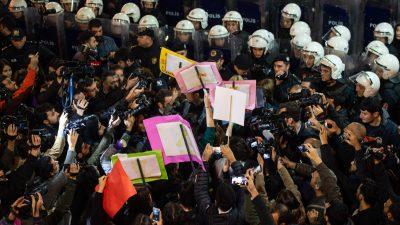 Türkei: Frauenmorde erreichen epidemische Ausmaße