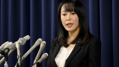 Japan lässt chinesischen Vierfachmörder hinrichten