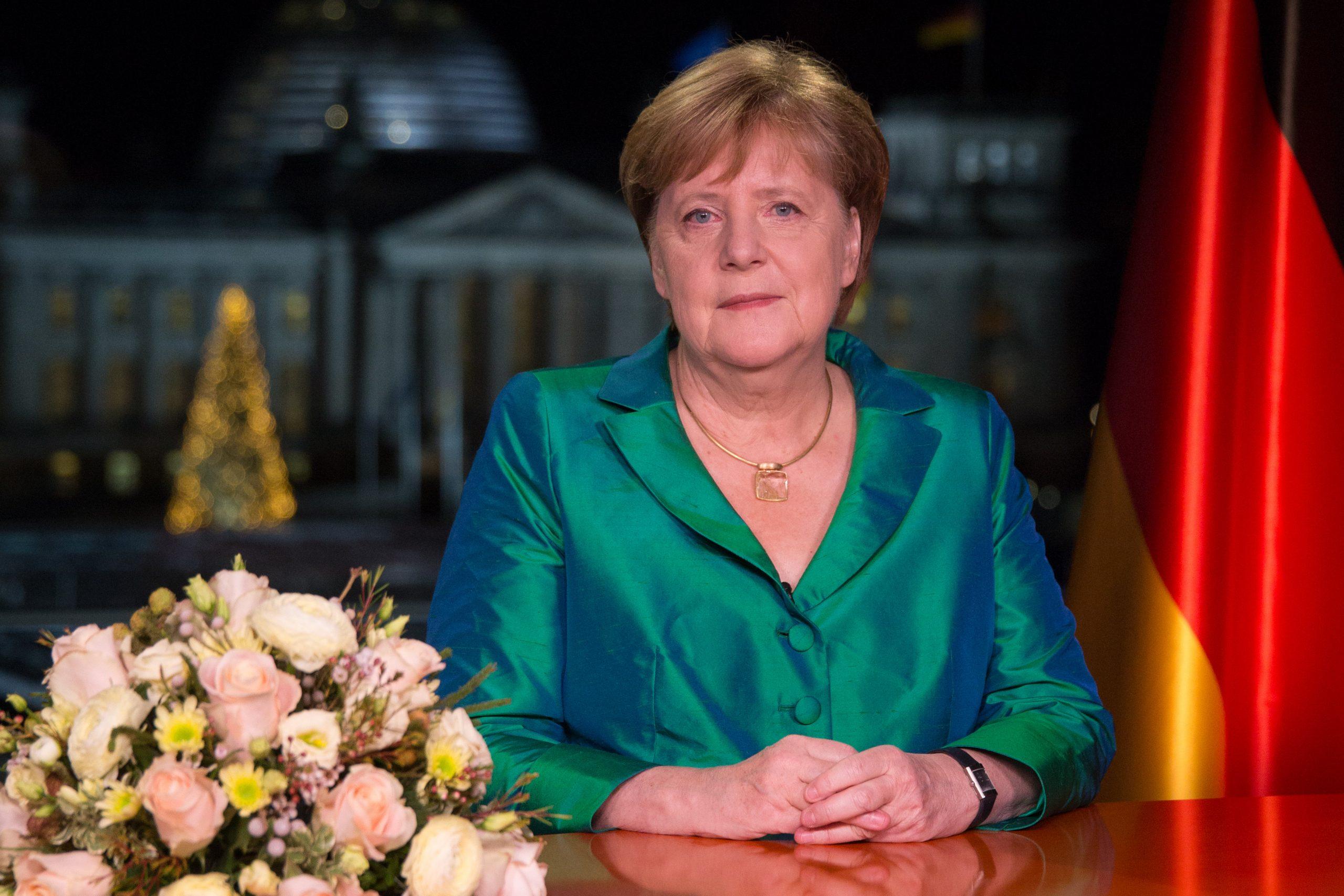 """Merkel zum Neuen Jahr: """"Die Erwärmung unserer Erde ist real – und bedrohlich"""""""