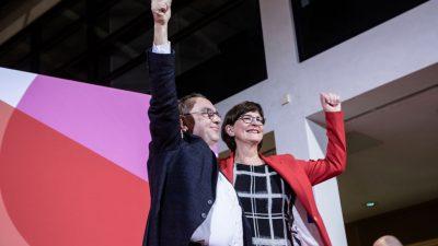 SPD-Mitgliedervotum: Kritiker befürchten politischen Selbstmord der Sozialdemokratie
