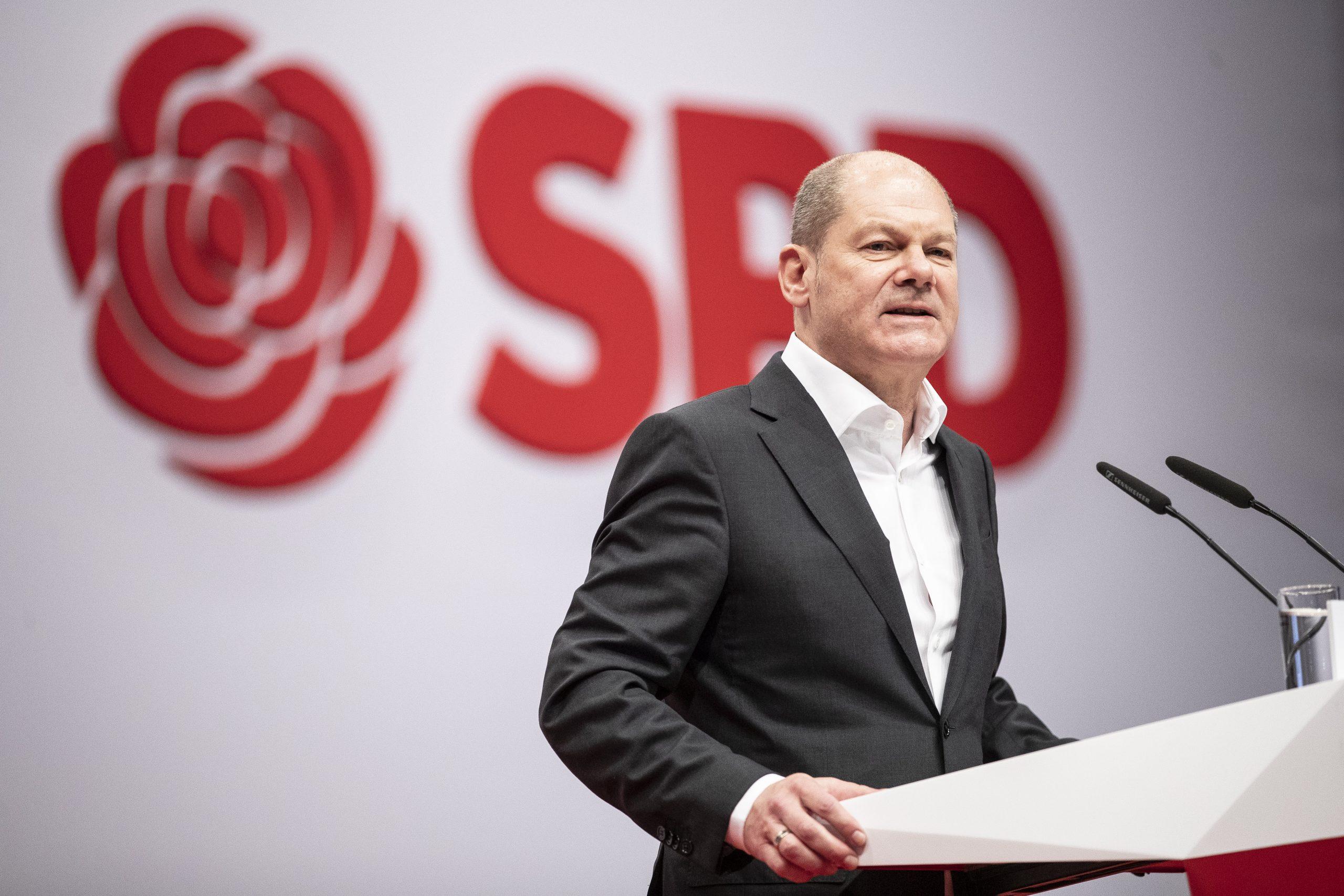 """Ist Olaf Scholz noch der richtige Mann in der Bundespolitik? """"Ja"""""""