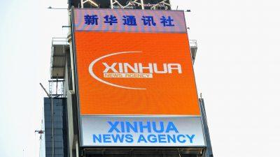 So infiltriert die Kommunistische Partei Chinas internationale Nachrichtenmedien