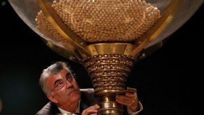"""El Gordo"": 170 neue Multimillionäre auf das Los 26590 – Spaniens traditionelle Weihnachtslotterie"