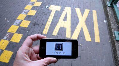 """""""Unlauter Wettbewerb"""": Uber muss Betrieb in Kolumbien einstellen"""