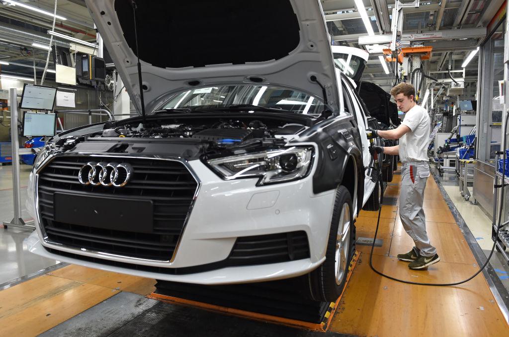 Audi-Chef gegen weitere Staatshilfe für seine Branche
