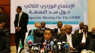 Korruptionsvorwürfe bei äthiopischem Nil-Staudamm-Projekt – Ägypten fürchtet um Wasserversorgung