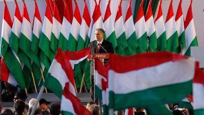 Ungarns Premier Viktor Orbán: Europas einsamer Verteidiger verfolgter Christen