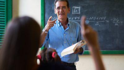 An meinen Lehrer – Von Joachim Ringelnatz