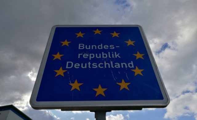 Deutschland Einreisesperre